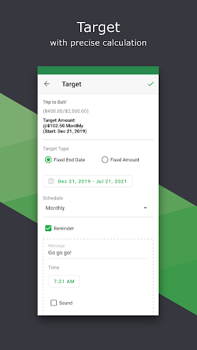 Thriv - Savings Goal screenshot 4