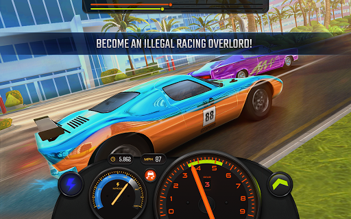 Racing Classics PRO: Drag Race and Real Speed screenshot 3