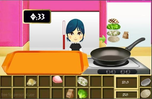 Restaurant Cooking Game