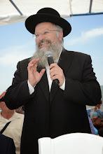 Photo: הרב שמואל אליהו רבה הראשי של צפת