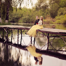 Wedding photographer Alisa Kolesnikova (alisa9111). Photo of 21.06.2016