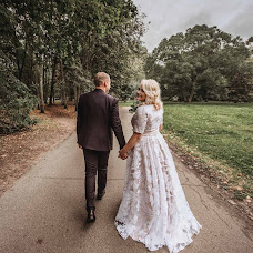 Wedding photographer Ieva Vogulienė (IevaFoto). Photo of 06.09.2018