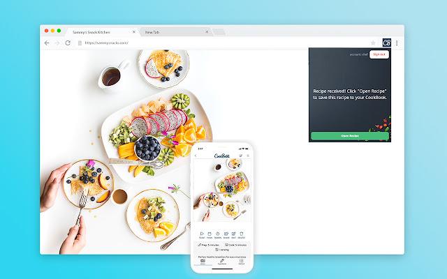 CookBook App - Recipe Importer