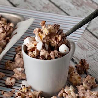 Hot Hot Chocolate Popcorn