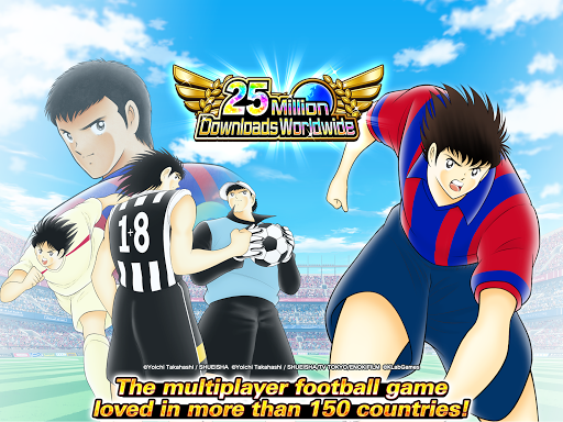 Captain Tsubasa: Dream Team apkpoly screenshots 7