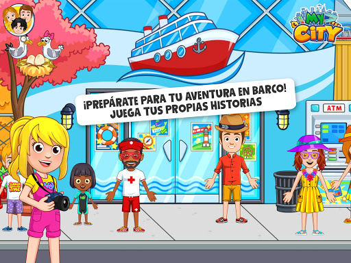 My City : Aventuras en Barco screenshot 7