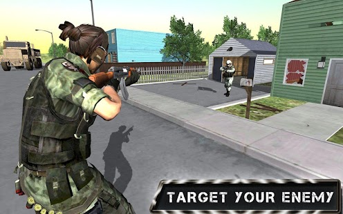 Commando Sarah : Action Game - náhled
