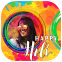 Holi Photo Frame | Holi Photo Editor 2020 icon