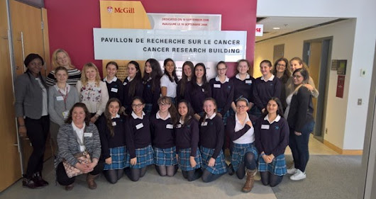WIB-Greater Montreal: YWIB Planting the Seeds of Science Workshop, March 28, 2017