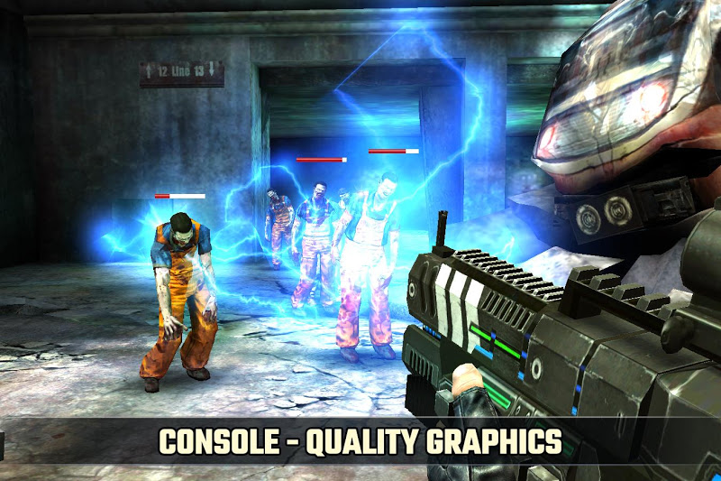 DEAD TARGET: FPS Zombie Apocalypse Survival Games Screenshot 3