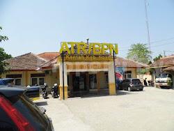 Lokasi Kantor Pertanahan Kabupaten Ngawi