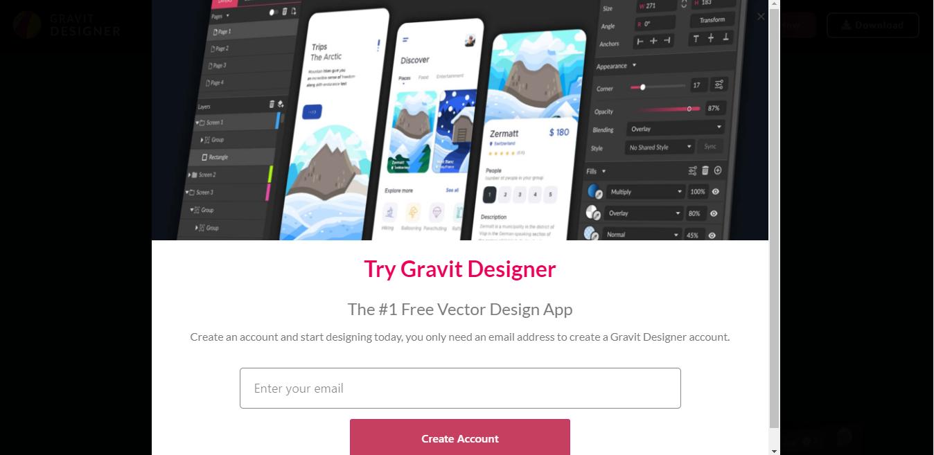 tools desain grafis