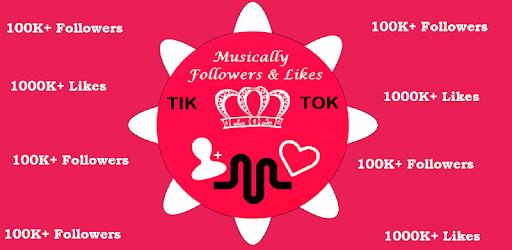 TIKTOK Musically Followers & Likes for PC