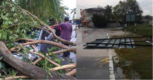 Hailstorm Hits USJ, Malaysians Share Video On Social Media