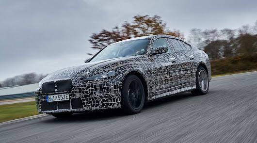 BMW prepara un Serie 4 eléctrico de 600 km de autonomía