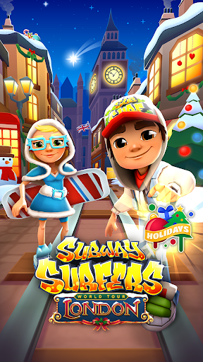 Screenshot for Subway Surfers in United States Play Store