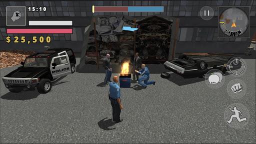 Police Cop Simulator. Gang War 2.3.3 screenshots 6