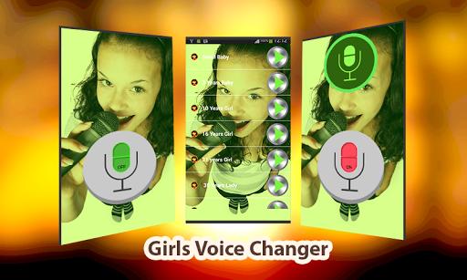 Girls Voice Changer Voice