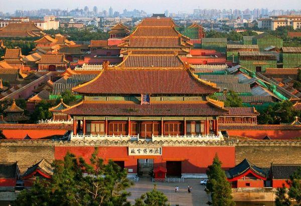 diện tích của Trung Quốc là 9 596 961km2