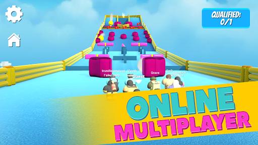 Fall Beans Multiplayer Party Race apkdebit screenshots 10