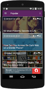 Dark Web - Enreto 2 2 1 + (AdFree) APK for Android