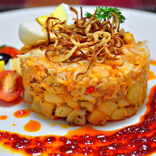 Bacalhau (Salt Cod) with Recheado Masala