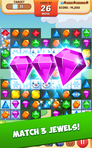 Jewel Match King 5.1.4 screenshots 1
