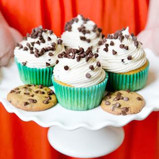 Chocolate Chip Cookie Parfaits & Cupcakes