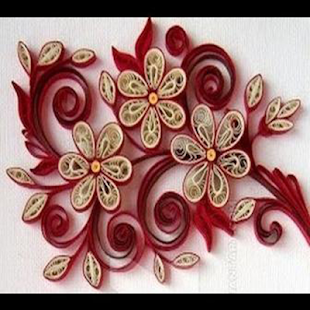 Quilling art Designs - náhled
