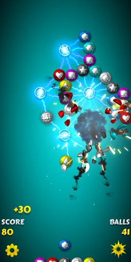 Magnet Balls 2 Free: Match-Three Physics Puzzle filehippodl screenshot 3