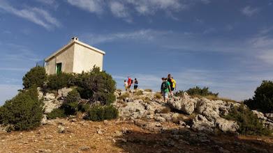 Photo: Caseta del forestal en la cima del Molejón