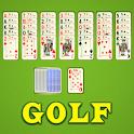 Golf Solitaire Mobile icon