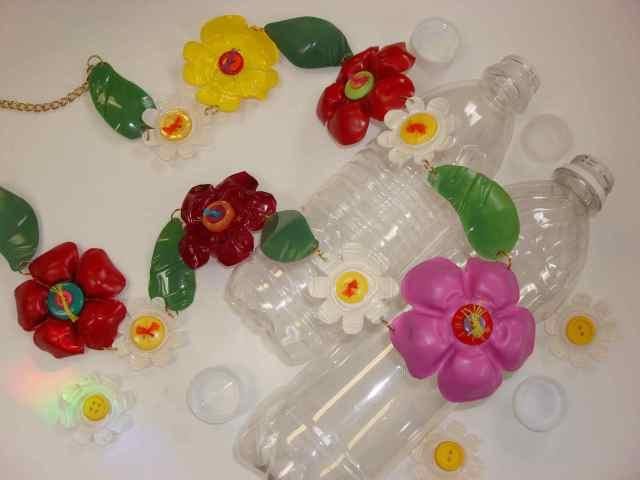 Diy plastic bottle craft ideas android apps on google play for Craft ideas from waste plastic bottles