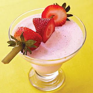 Strawberry Milk Shake.