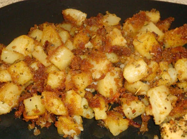Mama's Yummy Seasoned Potatoes Recipe