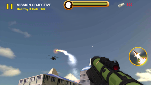 Commando Fury Cover Fire - action games for free 1.0.1 screenshots 1