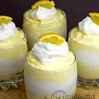 Lemon Cream Parfait