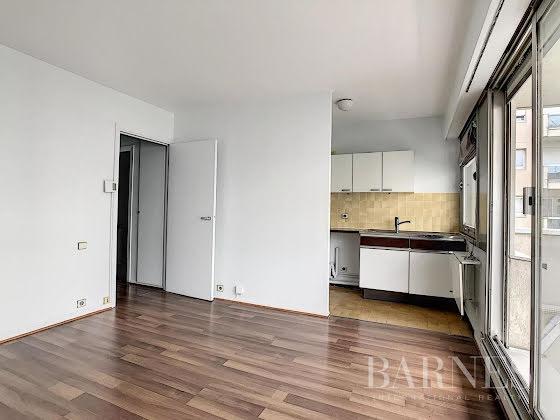 Location studio 25,75 m2