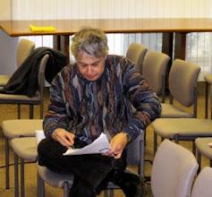 Photo: PROFESSOR BERNIE GROFMAN