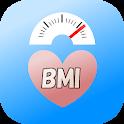 BMI計算機 -毎日の健康管理に!無料でヘルスチェック- icon