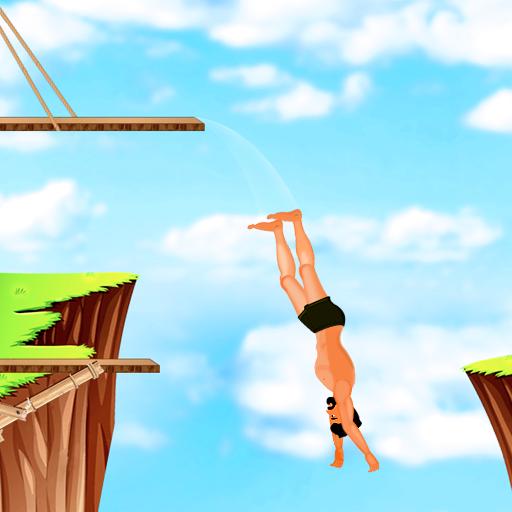 App Insights: Cliff Flip Diving 2D-Free | Apptopia
