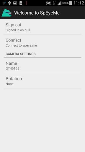 Remote Spy Camera
