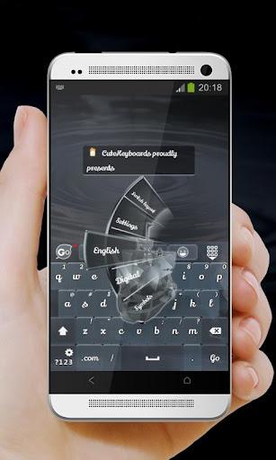 幽霊船 GO Keyboard