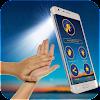 Lampe de poche sur Taper App