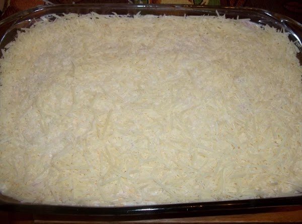 Sprinkle evenly with Parmesan cheese.