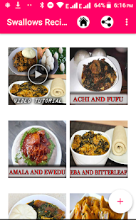 Download Swallow Foods and Recipes (THE MAKING) For PC Windows and Mac apk screenshot 3