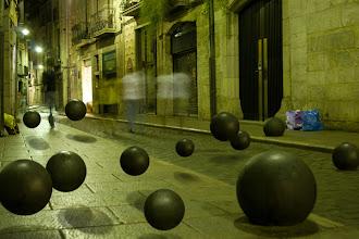 Photo: acaecimiento levitado104 x 156 cm. 2009