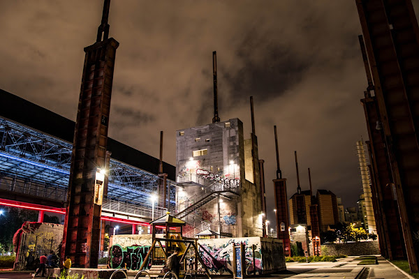Industrial City di _Elis