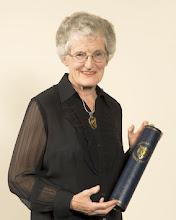 Photo: Elizabeth Barraclough, Executive Director, NUMAC, 1967, Director Computing Service, University of Newcastle upon Tyne