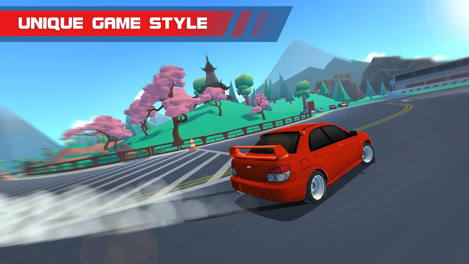 Drift Clash: captura de tela